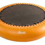 The-Shrunks-Inflatable-2-in-1-Safety-Bouncer-Pool-Portable-Indoor-or-Outdoor-Use-with-SOFT-bounce-for-Toddlers-Safety-Orange-72-x-72-inches-0