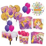 The-Ultimate-8-Guest-53pc-Princess-Rapunzel-Tangled-Birthday-Party-Supplies-and-Balloon-Decoration-Kit-0