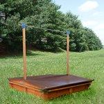Tierra-Garden-G31001-Large-Childrens-Wooden-Sandbox-With-Roof-0-0