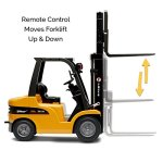 Top-Race-JUMBO-Remote-control-forklift-13-Inch-Tall-8-Channel-Full-Functional-Professional-RC-Forklift-Construction-Toys-High-Powered-Motors-110-Scale-Heavy-Metal-TR-216-0-2