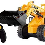 Top-Race-TR-113-5-Channel-Full-Functional-Front-Loader-Electric-RC-Remote-Control-Construction-Tractor-with-Lights-Sounds-0-2