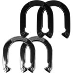 Trademark-Games-Professional-Horseshoe-Set-Heavy-Duty-with-Carrying-Case-0-0