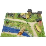 True-Heroes-Ultimate-Military-Playset-100-piece-set-with-storage-container-0-0
