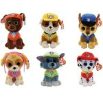 Ty-Paw-Patrol-Beanie-Babies-Set-of-6-Marshall-Chase-Skye-Rocky-Rubble-and-Zuma-0