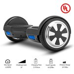VEEKO-Hoverboard-UL2272-Certified-Electric-Smart-Self-Balancing-Scooter-with-LED-Lights-Power-Motor-65-TWO-Wheels-0-1