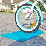 Volta-Bike-Rodeo-Speed-Bumps–Lightweight-and-Stable-Obstacles-for-Riding-Fun–Includes-2-Ramps-with-Non-Slip-Pads–Ages-3-and-Up-0