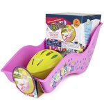 Volta-Doll-Seat-and-Helmet–Securely-and-Safely-Carry-Your-Favorite-Doll-Wherever-You-Go–Easily-Attaches-to-Seat-Post-of-Nearly-Any-Bike–Simple-to-Remove–For-Ages-3-and-Up-0