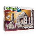 WREBBIT-3D-Taj-Mahal-Puzzle-950-Piece-0