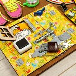Wooden-Activity-Busy-Board-for-Girls-0-1
