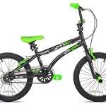 X-Games-FS-18-BMXFreestyle-Bicycle-18-Inch-BlackGreen-0-0