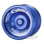 Yomega-Glide-YoYo-Responsive-Metal-Wing-Shaped-Yoyo–Roller-Bearing-Technology-Great-for-String-Tricks–Pro-Level-Colors-May-Vary-0-0