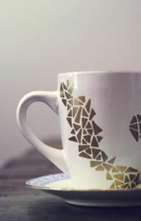 40 Creative Coffee Mugs Painting Ideas