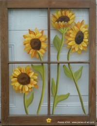 Beach Frame Window Painting - Bing images