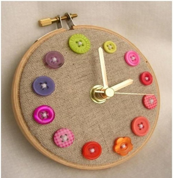 20 Crazy and cool DIY Wall Clock Ideas - Hobby Lesson