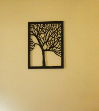 30 Brilliant Cut out Canvas Art Project Examples - Hobby ...