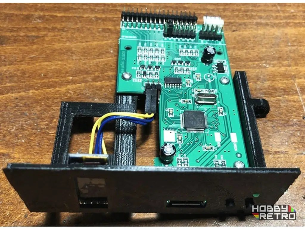 adaptador gotek amstrad pcw hobbyretro 02 Servicio de impresión 3D bajo demanda