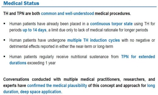 MedicalStatus