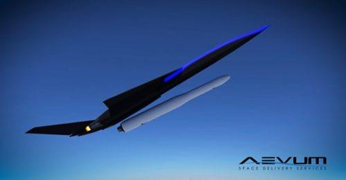 Ravn Releases Rocket - Aevum