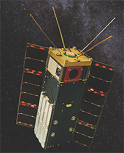 HARP Cubesat