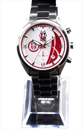 Fate/Apocrypha INDEPENDENT コラボ腕時計 赤の アニメ・キャラクターグッズ新作情報・予約開始速報