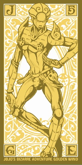 ジョジョの奇妙な冒険 黄金の風 バスタオル G・E アニメ・キャラクターグッズ新作情報・予約開始速報