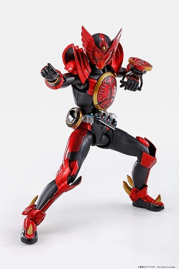 S.H.Figuarts  真骨彫製法 仮面ライダーオーズ  アニメ・キャラクターグッズ新作情報・予約開始速報