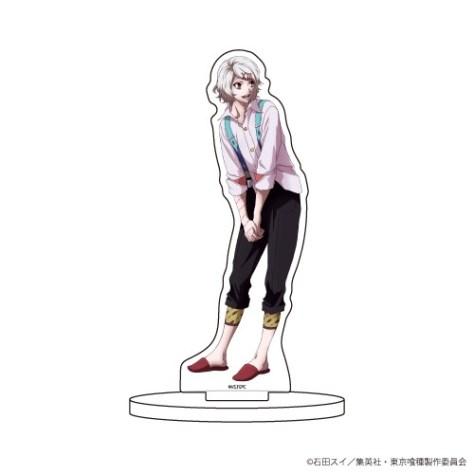 東京喰種 キャラアクリルフィギュア 14 ストリー アニメ・キャラクターグッズ新作情報・予約開始速報
