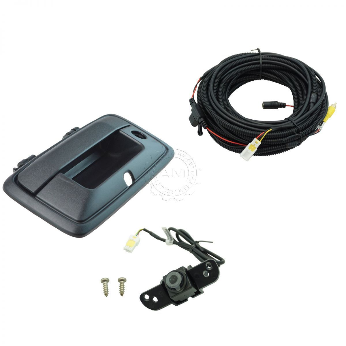 Wiring Archives Camera Repair Parts Store Gm Harness Rear View Add On Kit W Tailgate Handle For Pickup