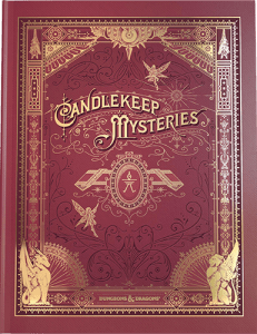Candlekeep Mysteries Alternate Cover