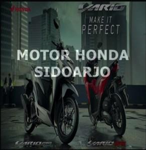 Motor Honda Sidoarjo   Harga Kredit Murah