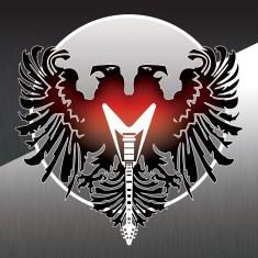 rock band logo