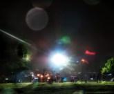 faery ball fairy festival glastonbury magical fantasy night time shot exposure