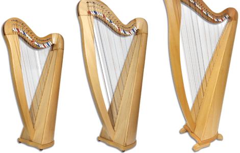 harps hobgoblin music harp