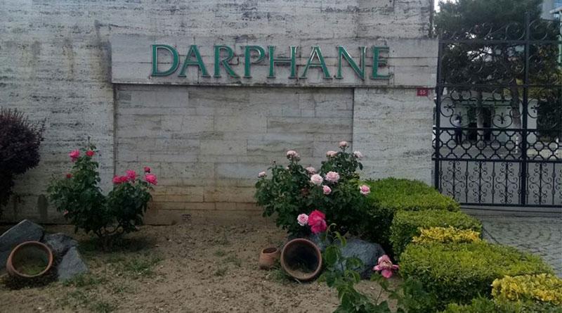 darphane binası