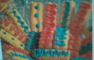Resep Kue Rasa Sayang