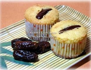 Resep Kurma Cup Cake