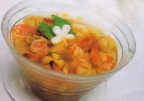 Resep Tom Yam Goong Soup