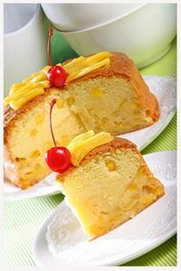 Resep Cake Nangka
