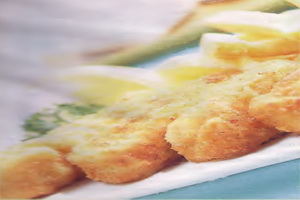Resep Cheesy Fish & Chips