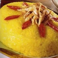 Resep Nasi Ketan Kuning
