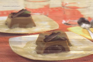 Resep Puding Capucino