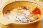 Resep Sup Telur Dengan Nori