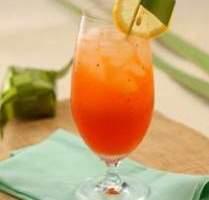 Resep Mandarin Soda Drink