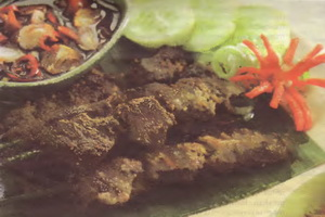 Resep Pacah Daging (Bengkulu)
