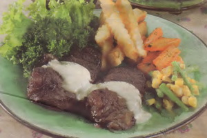 Resep Steak Sirlion
