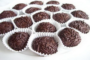 Resep Chocolate Balls