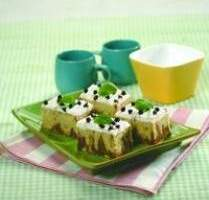 Resep Duo Cake Berempah