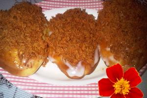 Resep Wafel Tabur Abon Ayam Pedas