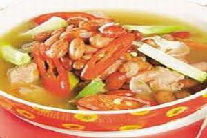 Resep Angeun Haseum Kacang