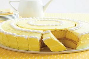 Resep Cake Panili